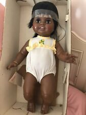 Vintage Baby Crissy Doll By Ideal Grow Hair Af/Am Mint Inbox