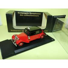 CITROEN TRACTION 11 BL TAXI PARISIEN ELIGOR V2961 1:43