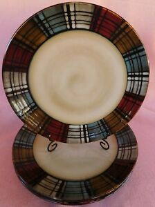 222 Fifth Leyland DINNER PLATE 1 of 3 available