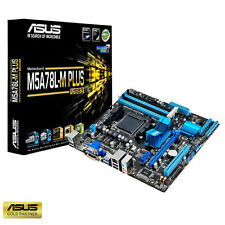 ASUS M5A78L-M Plus USB3 Socket AM3+ PCI-E AMD Motherboard-HDMI DVI Y VGA