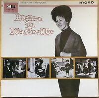 HELEN SHAPIRO IN NASHVILLE 1989 ARE MONO REISSUE UK C5 VINYL LP C5-545 EX / EX