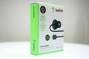 Belkin F8J056TT04 iPhone Car Charger With Lightning Connector