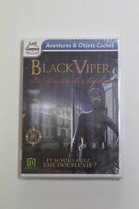 Black Viper Le Destin Of Sophia. Set PC Language French, New And Sealed
