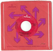 JERRY LEE LEWIS THERE MUST BE MORE TO LOVE THAN THIS MERCURY 45 #73099 VG+