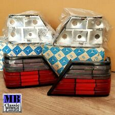 Mercedes Benz W124 tail light taillight lenses 300E E220 E300 E400 E CE D E320