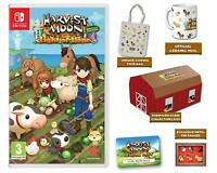 Switch - Harvest Moon - Light of Hope Collector's Edition - (NEU & OVP)
