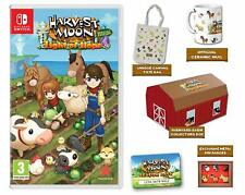 Switch-Harvest Moon-Light of Hope Collector's Edition - (nuevo con embalaje original)