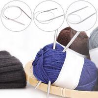 Circular Weaving Knitting Needles Needlework Sliver Sewing Pins Crochet Hook