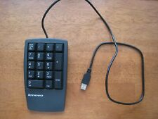 Genuine Genlty Used Lenovo USB KU-9880 Numeric Keypad 41A5090