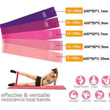 MSD Band GELB Training Resistance Fitness Pilates Yoga Gummi Kreuz Physio NHS