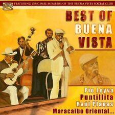 Various Artists, Best of Buena Vista - Best of Buena Vista [New CD]