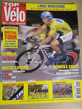 TOP VELO N°100: JUILLET 2005: SPECIAL TOUR DE FRANCE - LA TIME - MATCH CARBONE