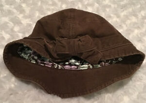 Old Navy Baby Girl Hat Size XS/S in EUC