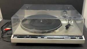 1970's Technics SL-235 Fully Automatic Multiplay Record Changer Turntable, NR