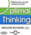 RARE 4 CD Optimal Thinking : Nine Optimal Days Toward Permanent Results