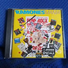 New Model Army The Best Of & Ramones Mania 2 CDs Albums Punk Rock New Wave