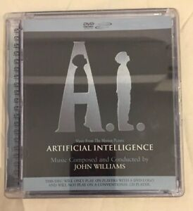A.I. Artificial Intelligence John Williams DVD AUDIO 5.1