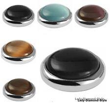 Modeschmuck-Ringe aus Stein und gemischten Metallen