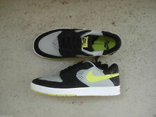 Nike Air Lunar Paul Rodriguez 7 42.5 Base Grey/Venom Green/Black