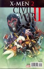 Civil War II X-Men #2 (of 4) Ibanez Var  NEW!!!
