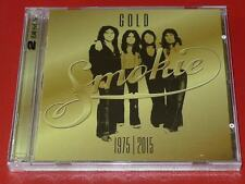 Gold: 1975-2015 by Smokie (CD, Mar-2015, 2 Discs, Sony Music)