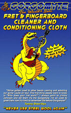 Gorgomyte  Fret & Fingerboard Cleaner and Conditioning Cloth