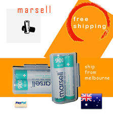 4-20 AAA Rechargeable Battery 1.2V High Quality Marsell Top Ni-MH + Free case