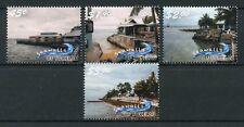 Tokelau 2018 MNH Seawalls 4v Set Tourism Landscapes Palm Trees Nature Stamps