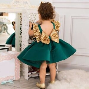 Girl Puffy First Birthday Fancy frocks, Princess frocks for wedding party