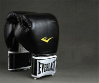 Good Quality Everlast Sparring Training Gloves 10 12 14 16 oz Boxing Gloves