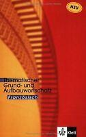 Thematischer Grund- und Aufbauwortschatz Französisch. (L... | Buch | Zustand gut