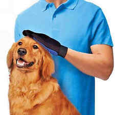Pet Dog Cat Grooming Cleaning Slicker Brush Comb Gloves Shedding Tool Hair Fur