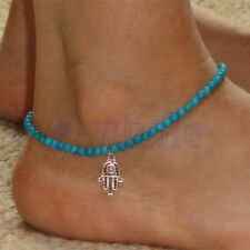 Turquoise Fashion Anklets