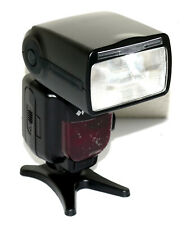 Polaroid PL-190 Power Zoom Flash for Nikon iTTL + Off Camera Cord - UNUSED !!!!!