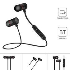 Multifunzione Magnetico Auricolare Cuffia Bluetooth 4.1 Sportivo per iOS/Android