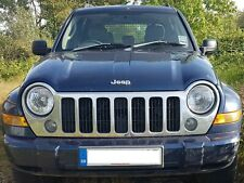 JEEP CHEROKEE KJ 2.8CRD BREAKING. FRONT DIFFERENTIAL