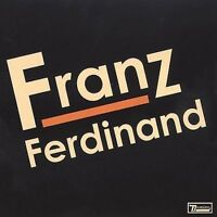 Franz Ferdinand - Franz Ferdinand CD 2004 Sony Music Distribution