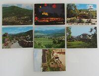 7x BADENWEILER Schwarwald Postkarten Lot color Ansichtskarte gebraucht gelaufen