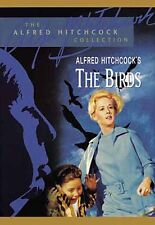 The Birds (1963) Alfred Hitchcock, Rod Taylor, DVD, NEW