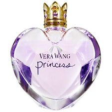 Princess by Vera Wang for Women EDT Perfume Spray 3.4 oz. New in Box