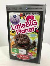 Sony PSP Little Big Planet Game R4 PAL AUS/NZ