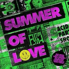 SUMMER OF LOVE: OLD SKOOL ACID HOUSE, RAVE & BALEARIC - NEW CD COMPILATION