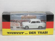 """Trabant 601 in Light Grey """"the Trabi"""", OVP, Vitesse, 1:43"""