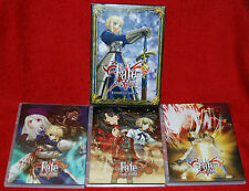 Fate Stay Night Complete Series DVD 6 Disc set thinpack ANIME VERY HTF BOX SET