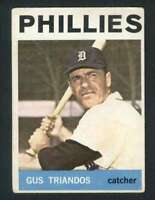 1964 Topps #83 Gus Triandos VG/VGEX Phillies 32215