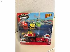 Chuggington-StackTrack-Die-Cast TUNNEL BORING MACHINE- NIP- Free 1st class ship