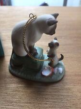 Vintage Catnippers Collection A CHRISTMAS MOURNING Irene Spencer Roman Siamese