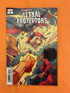 Absolute Carnage: Lethal Protectors (2019) #2 Iban Coello Cover