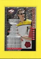 20049 SERGEI FEDOROV 1997/98 SCORE RED WINGS ARTIST PROOF CARD #91 $31.25 🏒