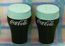 New Classic Coca Cola Salt & Pepper Shaker Set